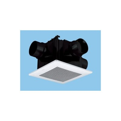 FY-24CDT7 パナソニック 2〜3室換気用換気扇 天井埋込形 埋込寸法、240mm角,φ100mm