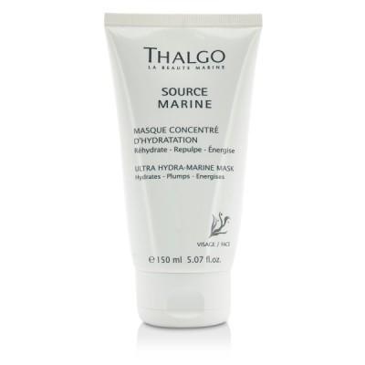 タルゴ マスク パック Thalgo シートマスク フェイスパック ソース マリン ウルトラ ハイドラ-マリン Salon Size 150ml