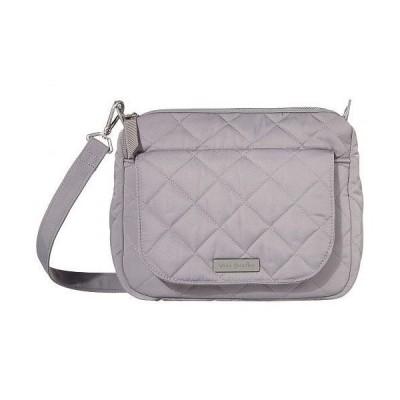 Vera Bradley ベラブラッドリー レディース 女性用 バッグ 鞄 バックパック リュック Carson Performance Twill Mini Shoulder Bag - Tranquil Gray
