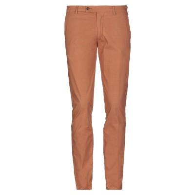 ベルウィッチ BERWICH パンツ 赤茶色 50 コットン 96% / ポリウレタン 4% パンツ