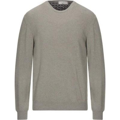 パニカーレ PANICALE メンズ ニット・セーター トップス sweater Grey