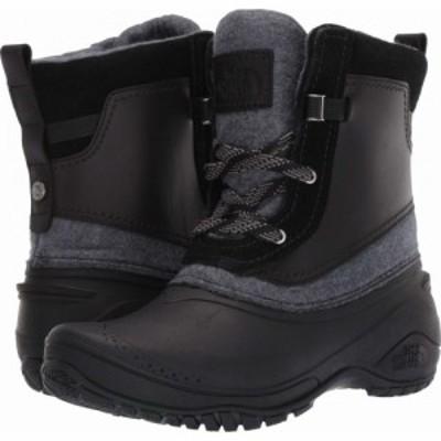 ザ ノースフェイス The North Face レディース ブーツ シューズ・靴 Shellista III Shorty TNF Black/Zinc Grey