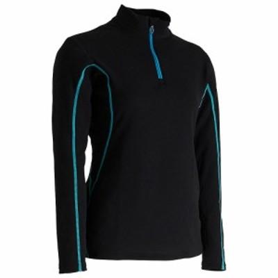 【セール】 ミズノ ウインター レディースインナーウェア BT/ウィメンズジップシャツ Z2MA742509 レディース 09 ブラック
