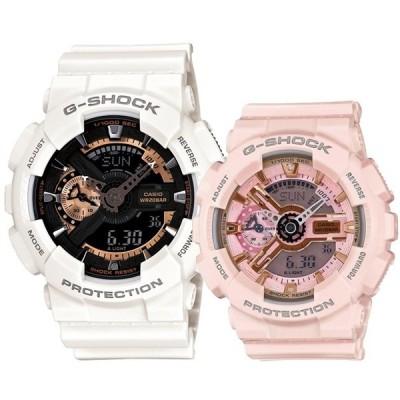 ペアウォッチ CASIO G-SHOCK Gショック カシオ 時計 メンズ レディース 腕時計 デジタル アナデジ ビッグケースシリーズ Sシリーズ ミッドサイズ
