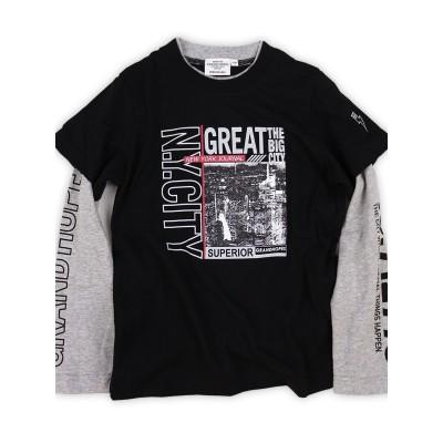 【GRAND HOPES】Tシャツ レイヤード仕様