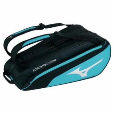 ラケットバッグ(6本入れ)COR06s  MIZUNO ミズノ テニス/ソフトテニス バッグ ラケットバッグ (63JD0501)
