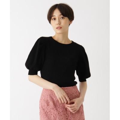 AG by aquagirl / パワーショルダーリブニット WOMEN トップス > Tシャツ/カットソー