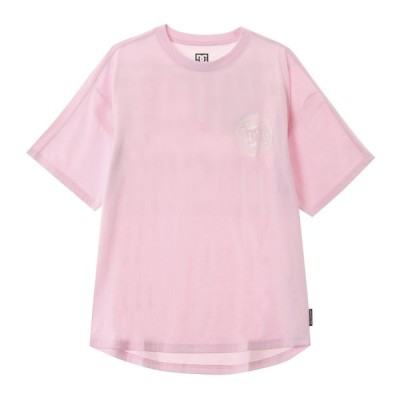 アウトレット価格 ディーシーシューズ DC SHOES  19 FOAMING SS Womens T-shirts