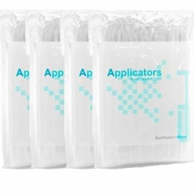 まつ毛用アプリケーター 合計 160本 40本入り4袋 国内発送 日時・時間指定不可でポストに投函商品