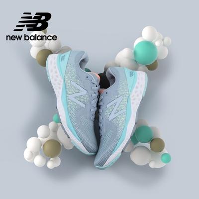 【New Balance】緩震跑鞋_女性_灰藍_W880G10-D楦