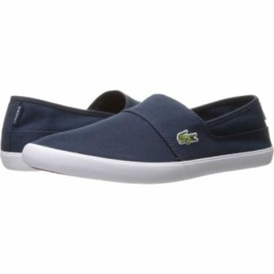 ラコステ Lacoste メンズ スニーカー シューズ・靴 Marice BL 2 Dark Blue/Dark Blue