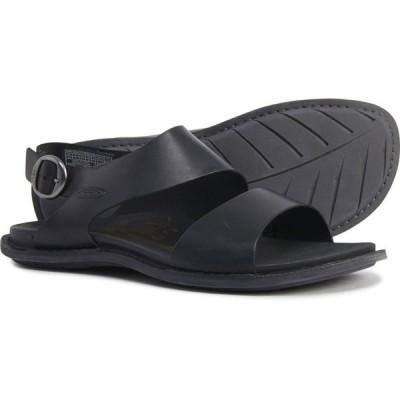 キーン Keen レディース サンダル・ミュール シューズ・靴 Sofia Sandals - Leather Black/Magnet