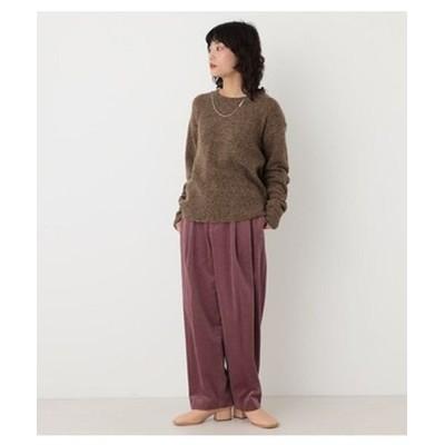 corduroy tuck pants 070ES0310430