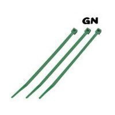 マーベル(MARVEL) [MCT-165GN] ケーブルタイ(カラー)(GN)緑 MCT165GN