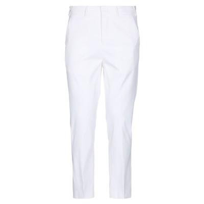 PT Torino パンツ ホワイト 48 ナイロン 60% / コットン 36% / ポリウレタン 4% パンツ