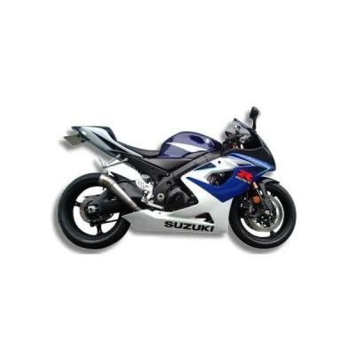 GPスタイル メガフォン スリップオン ASAHINA RACING(アサヒナレーシング) GSX-R1000(05〜06年)