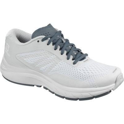 サロモン Salomon レディース ランニング・ウォーキング シューズ・靴 Sonic RA Max 2 Running Shoes White/Illusion Blue/Stormy Weather