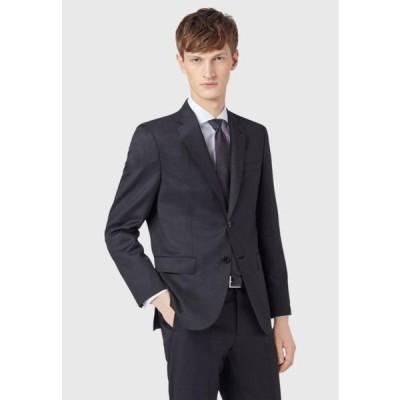 ボス メンズ ファッション JECKSON - Blazer jacket - dark grey