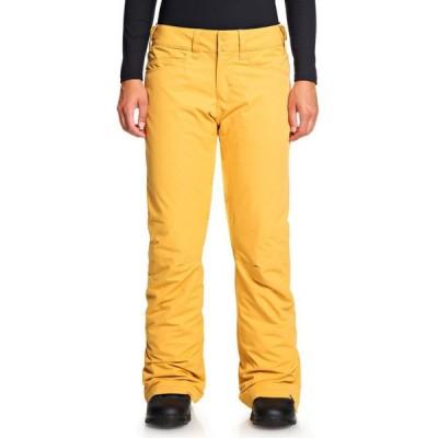 ロキシー Roxy レディース スキー・スノーボード ボトムス・パンツ Backyard Snowboard Pants Spruce Yellow