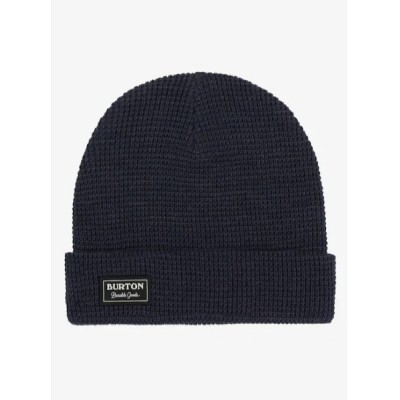 Burton / <洗濯OK> ワッフル ニット帽 ビーニー MEN 帽子 > ニットキャップ/ビーニー