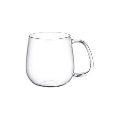 キントー KINTO ユニティー カップ M ガラス 450ml クリア UNITEA