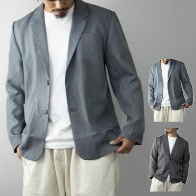 ジャケット テーラードジャケット メンズ セットアップ 春 コーデ ビジネス 夏 無地 シングル カジュアル アウター