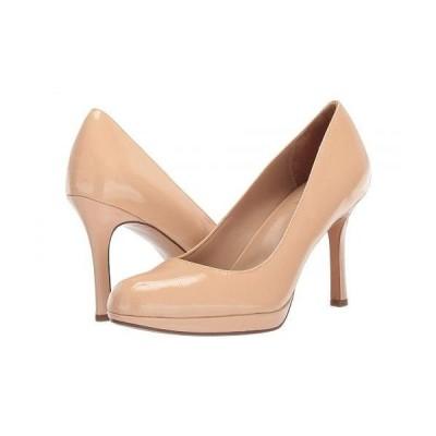 Naturalizer ナチュラライザー レディース 女性用 シューズ 靴 ヒール Celina - Soft Nude Patent Leather