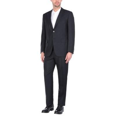 カナーリ CANALI スーツ ブラック 50 ウール 60% / シルク 40% スーツ