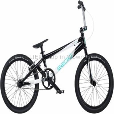 "BMX ラジオレースラインキセノン20 ""プロXLコンプリートBMXバイク21.25""トップチューブブラック/ホワイト  Radi"