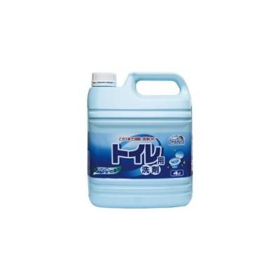 ds-2325936 (まとめ)ミツエイ スマイルチョイストイレ用洗剤大容量【×5セット】 (ds2325936)