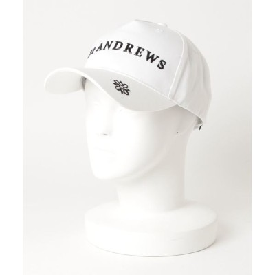 the HOUSE / 【St ANDREWS】コットンツイルキャップ (UNISEX) WOMEN 帽子 > キャップ
