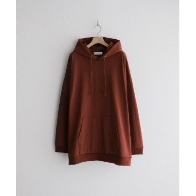 remer / loose long sleeve parker/ルーズロングスリーブパーカー MEN トップス > パーカー