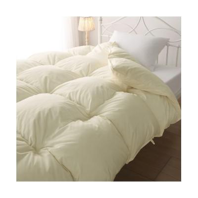【日本製】抗菌防臭。防ダニ羽毛布団(ダックダウン93%) 掛け布団, Comforters(ニッセン、nissen)