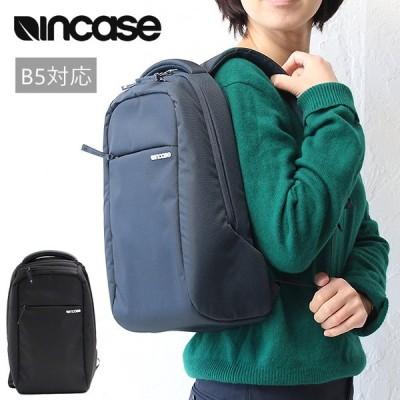 インケース デイパック バックパック incase inco100420 ICON Dot Backpack アイコンドットバックパック アップル公認 B5対応 PC収納  メンズ 通勤 通学
