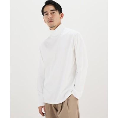 tシャツ Tシャツ オータムカラータートルネック TEE