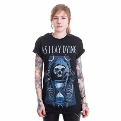 インペリコン Impericon レディース Tシャツ トップス - Hourglass - T-Shirt black