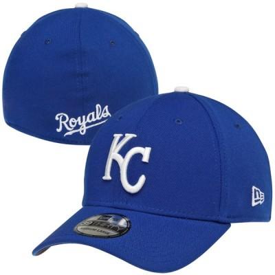 カンザスシティ・ロイヤルズ New Era Game MLB Team Classic 39THIRTY Flex キャップ - Royal