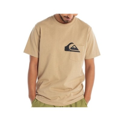 21SS【Quiksilver】(クイックシルバー)OVER POCKET 半袖 Tシャツ QST212040