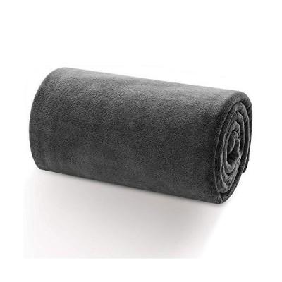 Hotvivid 毛布 ブランケット 軽量 薄手 150×200cm オールシーズン プレミアムマイクロファイバー 静電気防止 洗え?
