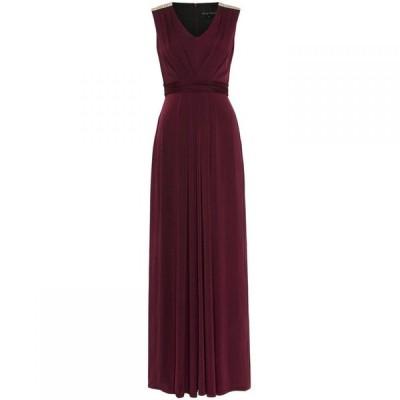 フェイズ エイト Phase Eight レディース ワンピース ワンピース・ドレス Tomasi Beaded Shoulder Dress Berry