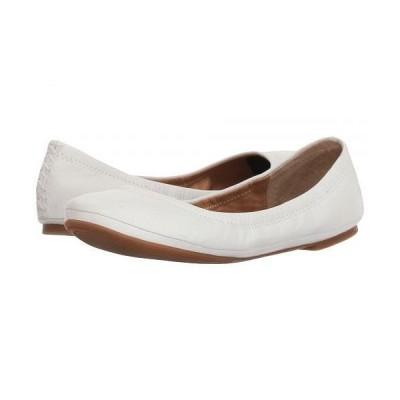 Lucky Brand ラッキーブランド レディース 女性用 シューズ 靴 フラット Emmie - Bright White