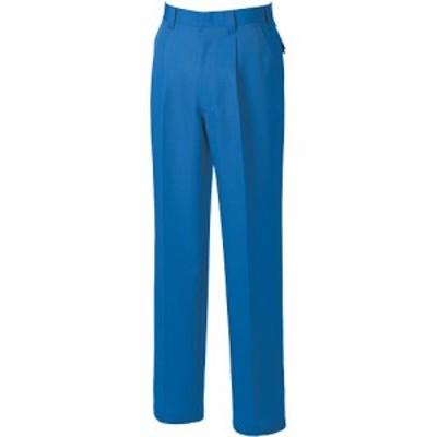 桑和(SOWA) 制電スラックス 8/ブルー 91~100サイズ 7339 【作業着 作業服 ワークウェア ズボン パンツ メンズ レディース】