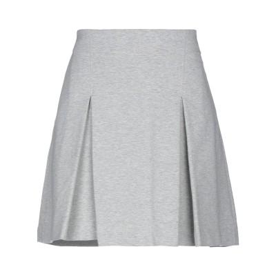 コルマー COLMAR ミニスカート グレー S コットン 95% / ポリウレタン 5% ミニスカート
