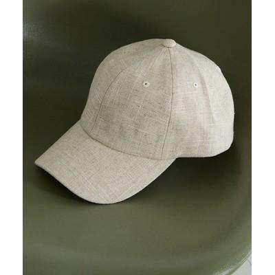 COMME CA ISM / ベースボールキャップ WOMEN 帽子 > キャップ