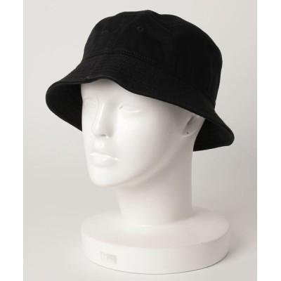 OVERRIDE / CA COTTON BUCKET HAT MEN 帽子 > ハット