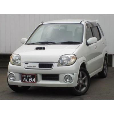 Kei 660 ワークス 4WD 5MT 4WD ターボ レカロシート キーレス