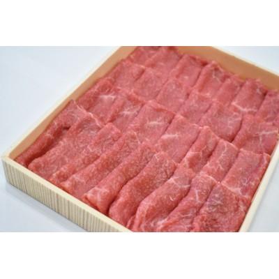 宮崎黒毛和牛<JAこゆ牛>すき焼き用(赤身肉)600g※90日以内出荷