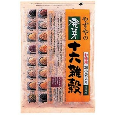 やずや 発芽十六雑穀お徳用サイズ 25g×30小袋入り