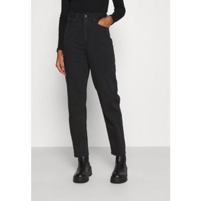 リー レディース ファッション STELLA - Relaxed fit jeans - black duns