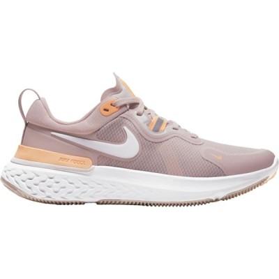 ナイキ Nike レディース ランニング・ウォーキング シューズ・靴 React Miler Champagne/White/Orange Pulse